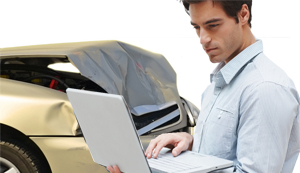 Request an online auto body estimate